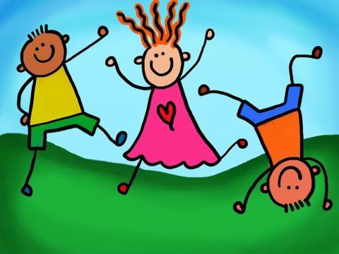 Kinderyoga Übungen
