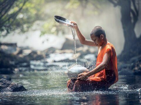 Was haben Yoga und Buddhismus gemeinsam und was nicht?