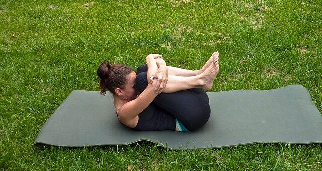 Essen vor Yoga Praxis
