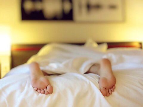 Yoga vor dem Schlafen / Pixabay