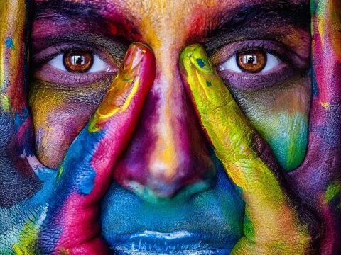 Holi Festival - mehr Farben geht nicht?