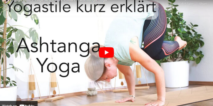 Yoga-Stile-erklaert