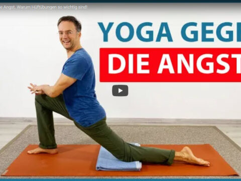 Yoga gegen Angst
