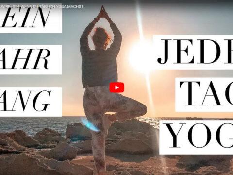 Yoga als Sport ausreichend
