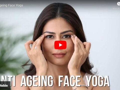 Yoga für Anti Aging