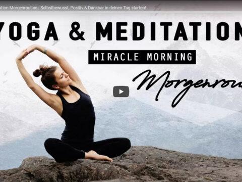Yoga oder Meditation