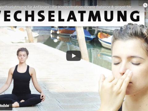 Yoga Wechselatmung